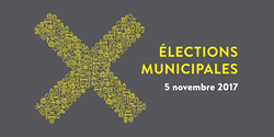 Élection municipale 5 novembre 2017